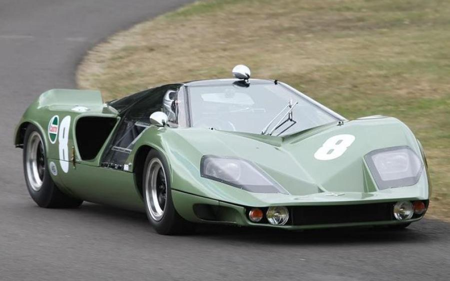 Marcos Mantis XP '1968